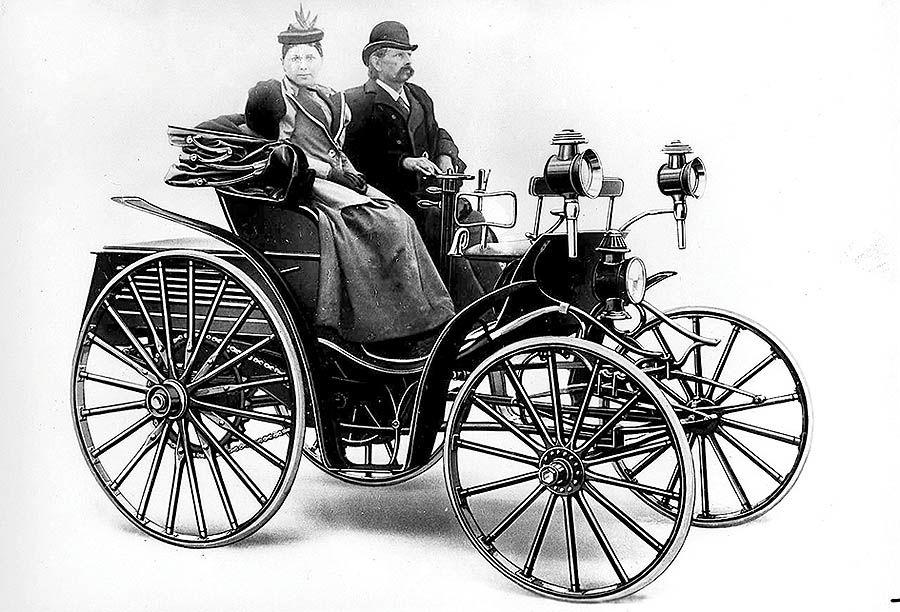 ثبت پروانه تولید خودرو گازوئیلی به نام بنز