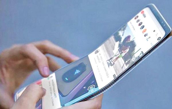 الجی بهترین گوشی هوشمند تاشوی جهان را عرضه میکند