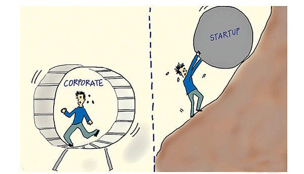 استارتآپ یا شرکت؟