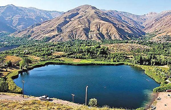اقامت در «وربن» به قصد دریاچه اوان