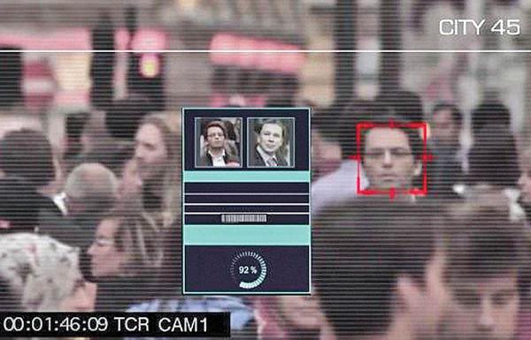 استفاده از فناوری شناسایی چهره در دوربینهای مداربسته