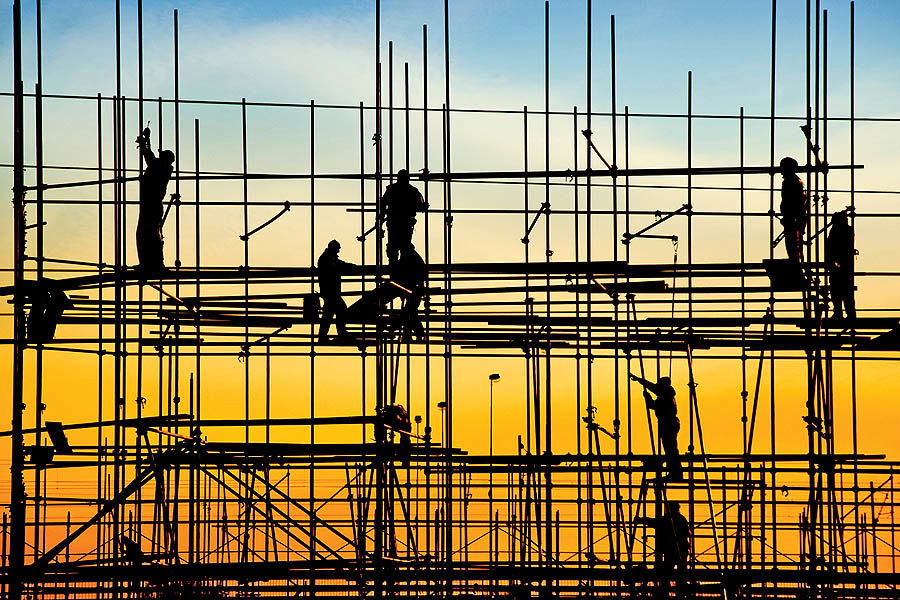 خلأ مالی در بازار ساخت مسکن