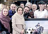 اکران فیلمی درباره اسب فوتبالیست مشهور در سینماها