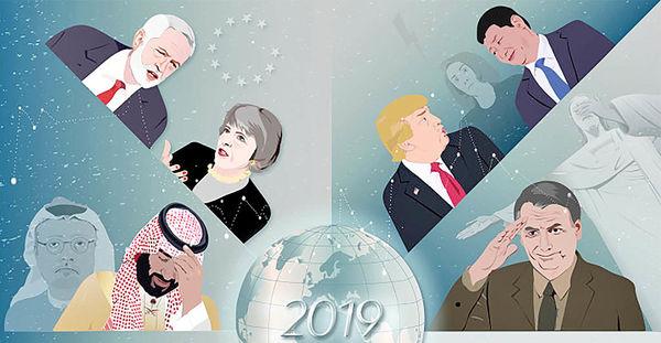 طالع اقتصاد و سیاست 2019