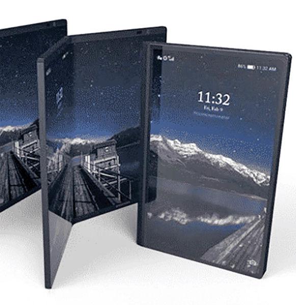 سامسونگ و موبایلهای تاشو جدید!