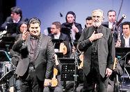 کنسرت سالار عقیلی با ارکستر ملی در تبریز