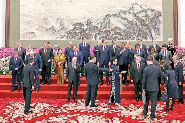 چین در تعقیب رویای امپراتوری