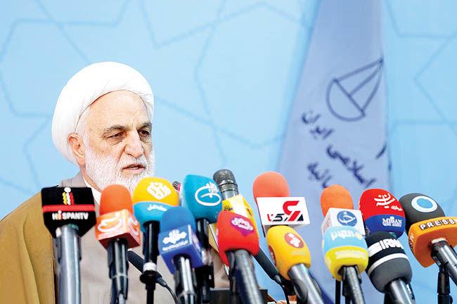 توضیحات اژهای در مورد پرونده احمدینژاد