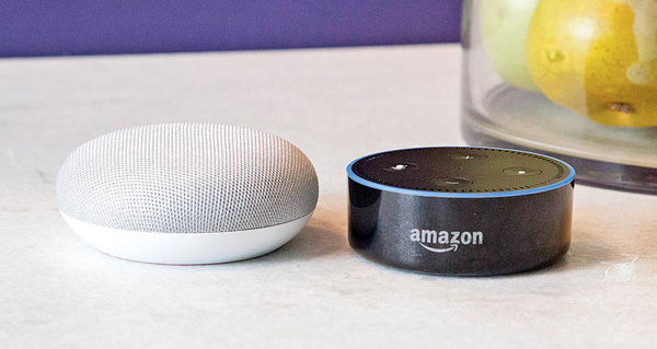 رقابت دو غول هوشمند خانگی