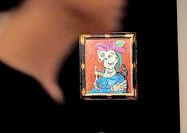 فروش بانوی نشسته پیکاسو به مبلغ۵۴ میلیون دلار