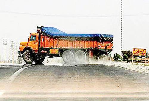 گزارش ارزیابی آلایندگی خودروهای سنگین
