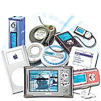 انواع MP3player