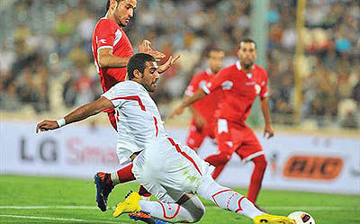صعود ایران به مرحله بعد با شکست اندونزی