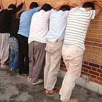 دستگیری آدمربایان با ردیابی تراول چک