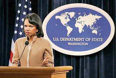رایس: آمریکا دشمن ابدی ندارد
