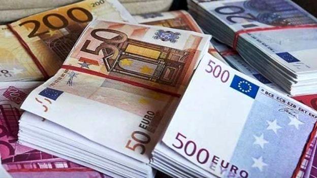 قیمت یورو امروز ۱۳۹۸/۰۵/۰۱