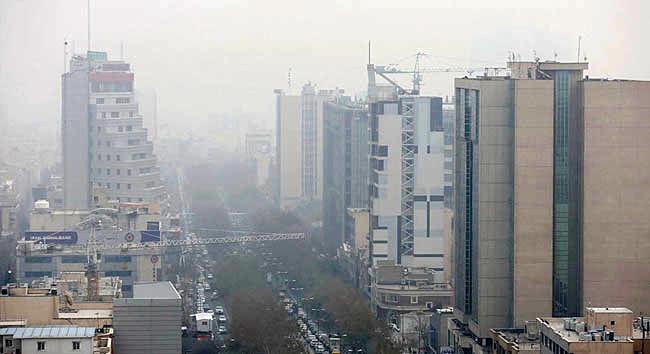 بازیگران آلودگی هوا در تبریز