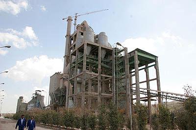 افزایش 20درصدی ظرفیت تولید سیمان داراب