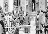 اختلاس در عهد قاجار