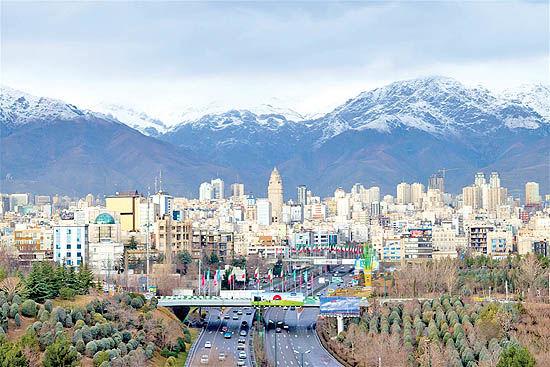 آینده تهران در سه سناریو