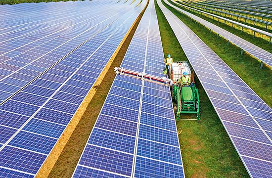 دستاندازهای تغییر مسیر تولید  انرژی