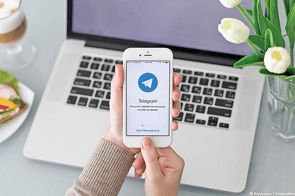 ثبت 400میلیون کاربر فعال ماهانه در تلگرام