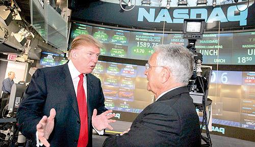 تنش ترامپی در بازارها