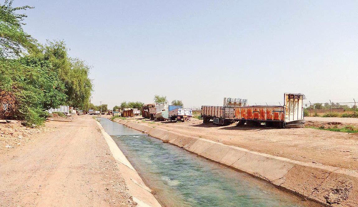 تبعات برقی سیل خوزستان