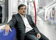 استعفای هاشمی از شرکت مترو
