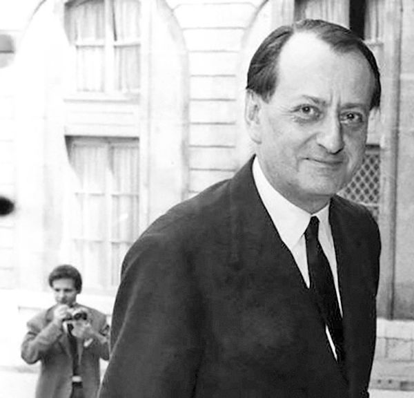 آندره مالرو و خاطرات قرن