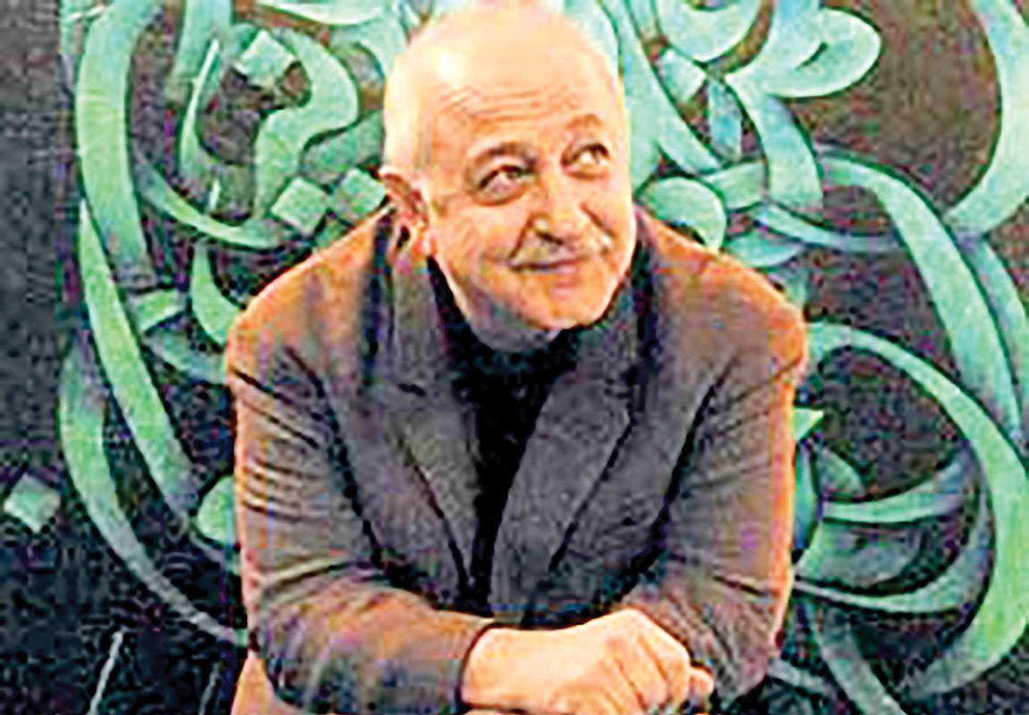 محمد احصایی: اثرم را کپی کردند، نمایش دادند و فروختند
