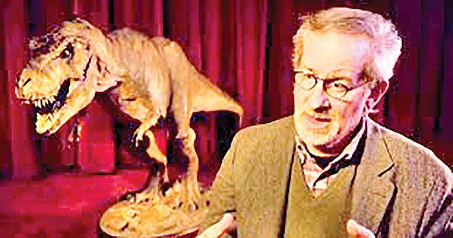 اسپیلبرگ بار دیگر سراغ دایناسورها میرود