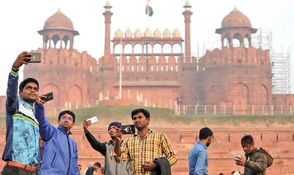 سیاست هندی برای توسعه  توریسم داخلی