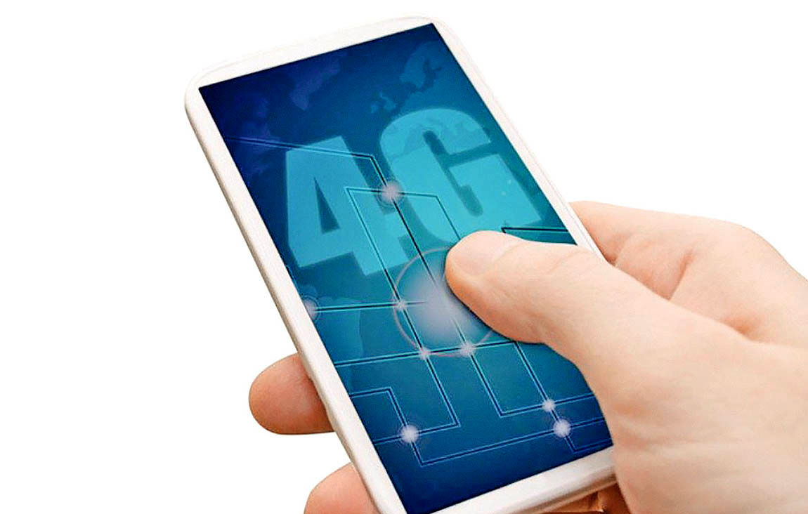 سرعت شبکه 4G کمتر از حد انتظار
