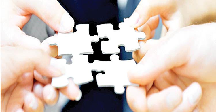 الگوی چینش لایههای شرکتهای سهامی