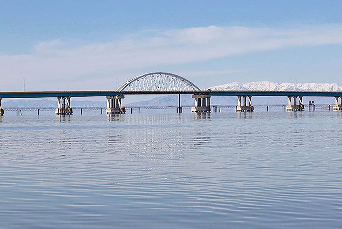 تاثیر بارش بر بودجه دریاچه