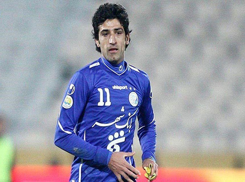 بازیکن اسبق استقلال از دنیای فوتبال خداحافظی کرد