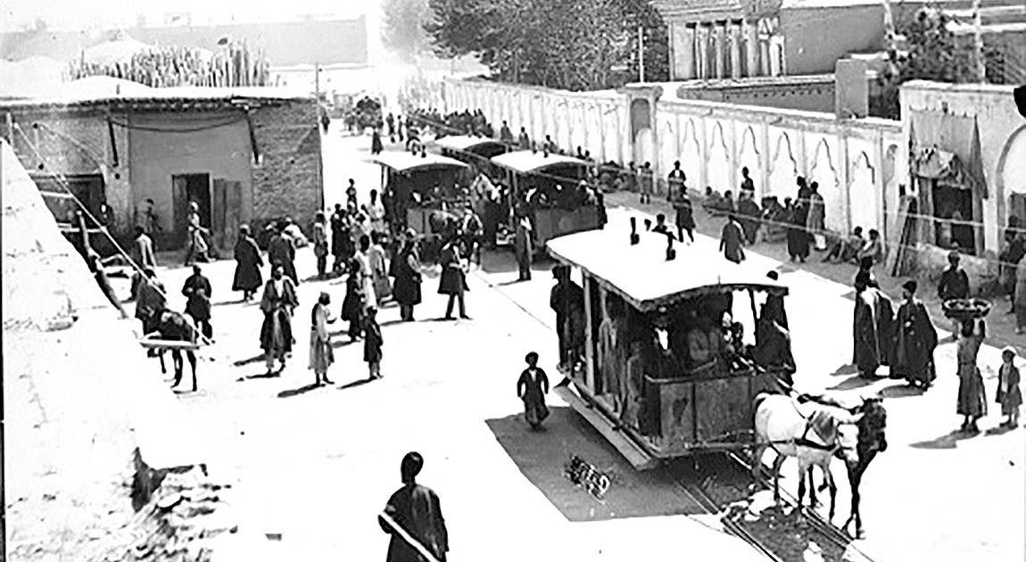 شهر و مدرنیته در دوره قاجار