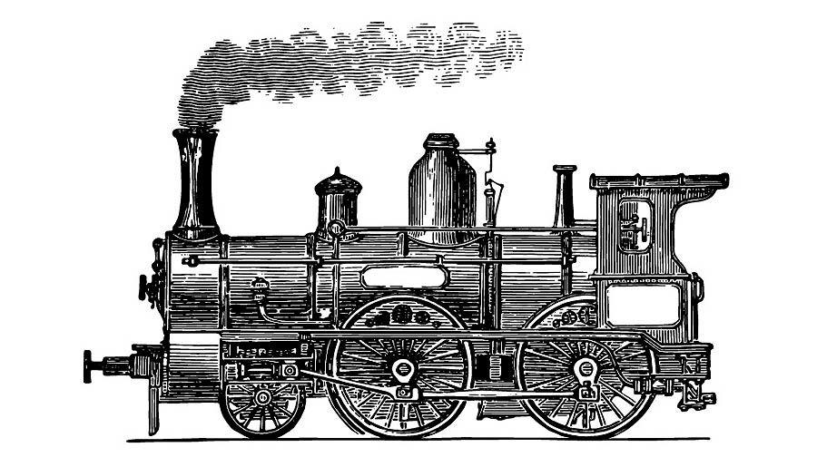 اولین برخوردهای ایرانیان با راه آهن