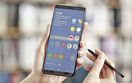 مدت زمان فیلمبرداری اسلوموشن در Galaxy Note 9 افزایش مییابد