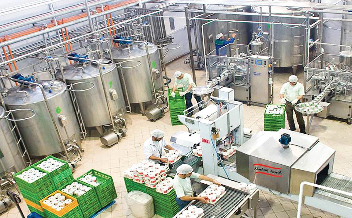 رونق صنعت غذا از دید فعالان اقتصادی