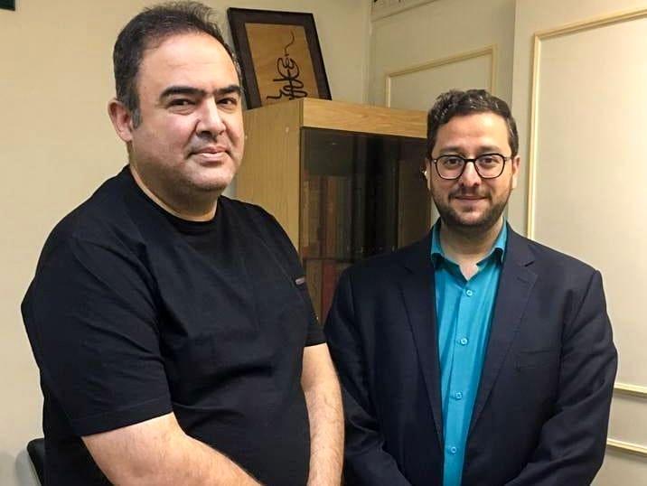 عذرخواهی دهباشی از بشیر حسینی و پدرش +تصاویر