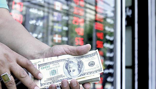 جزر و مد قیمتی در بازار ارز