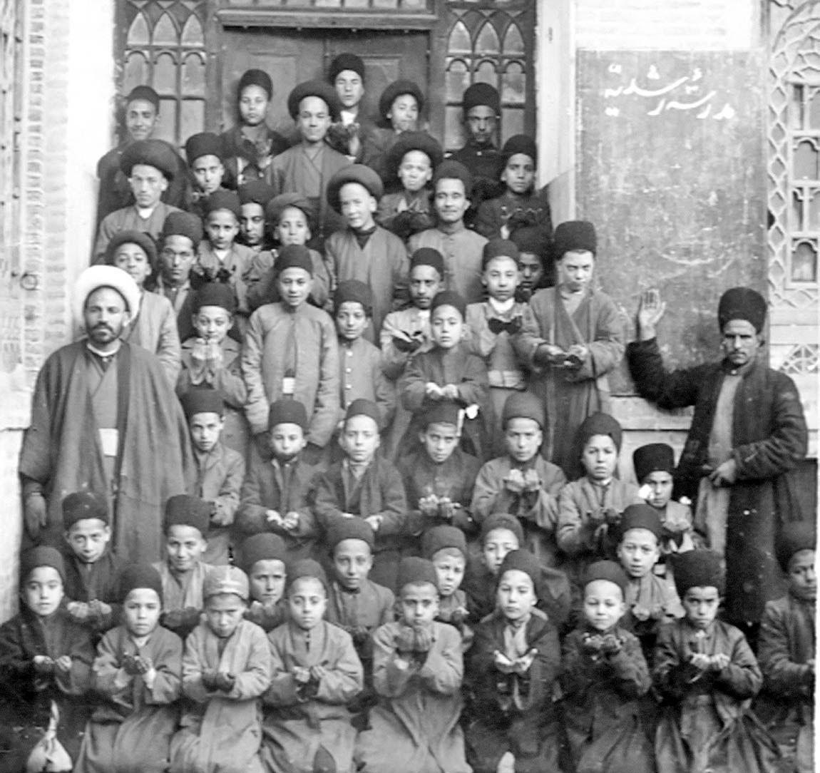 ایرانیان و زبان فرانسه