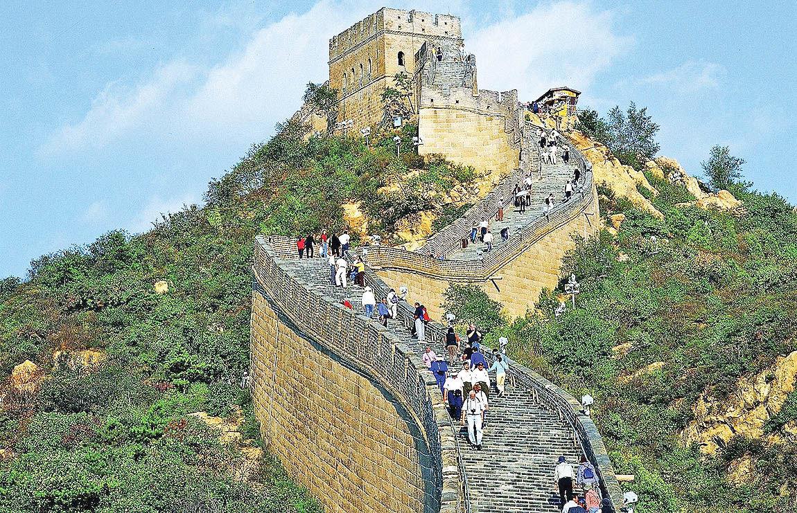 چارهاندیشی  چینی برای تراز منفی گردشگری