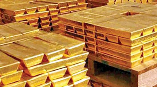 تولید شمشهای 250 و 500 گرمیدر طلای موته