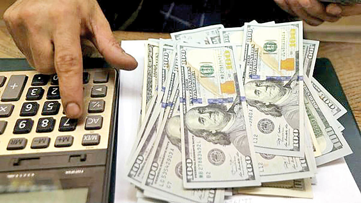دلار به مرز دوم مقاومتی نرسید