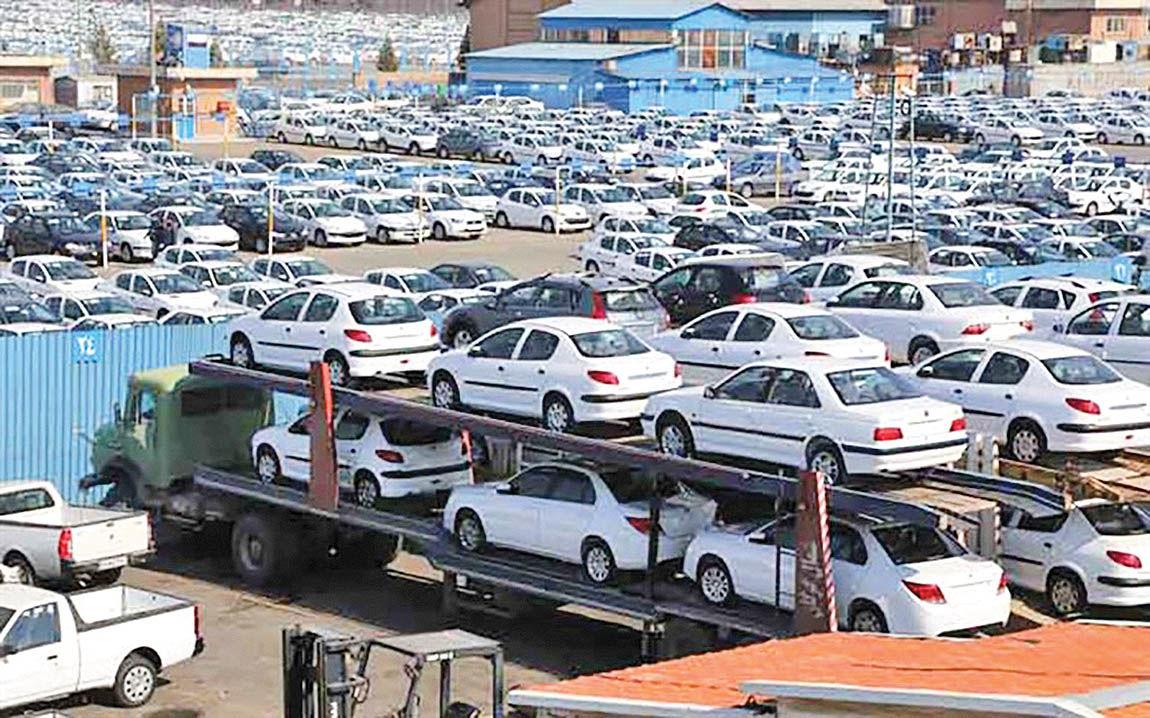 چسبندگی قیمتها در بازار خودرو
