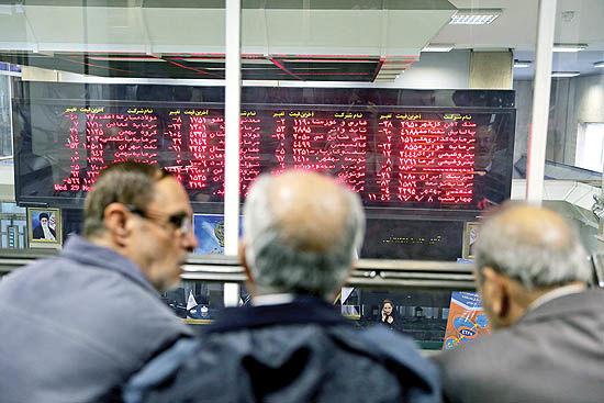 عمر لیدرها در بورس تهران