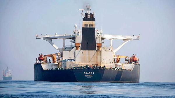 نفتکش ایرانی آزاد شد